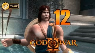 God of War 2 HD Kratos vs Perseo Walkthrough Parte 12 Español Gameplay PS3 1080p