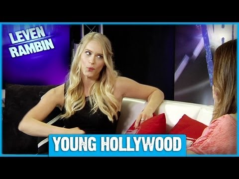 'Percy Jackson' Star Leven Rambin on Tennis Balls & Self-Defense ...