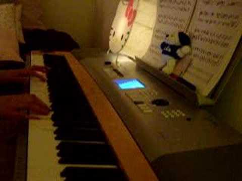 Sad Love Story theme-- piano