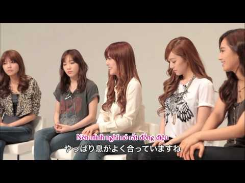 [Vietsub] SNSD - Complete video collection part 1/5