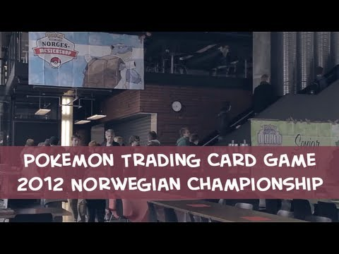 Pokémon Trading Card Game - 2012 Norwegian National Championship