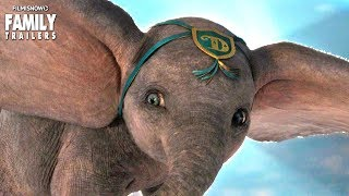 DUMBO (2019)   All Clips & Trailer Compilation for Emotional Disney Family Movie