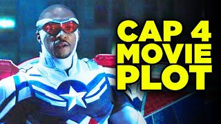 CAPTAIN AMERICA 4 Confirmed! Falcon and Winter Soldier Finale Clues!