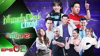 Nhanh Như Chớp Mùa 2 | Tập 02 Full HD: Trường Giang Sa Mạc Lời Vì Team FAP TV Vinh Râu-Huỳnh Phương