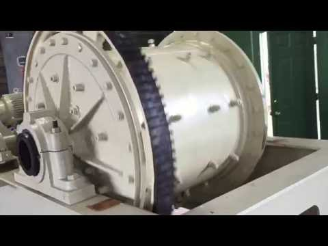 6K-53 1 Unit - VANCOUVER ENGINEERING WORKS 3' x 3' Ball Mill with 7.5 HP Motor (1 of 3)