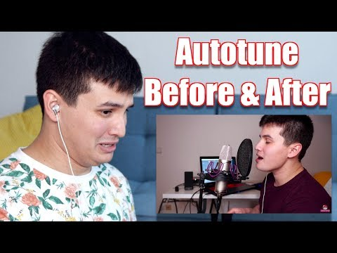 Why I Can't Sing Without Autotune... (*proof*)