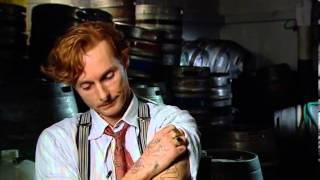"Sean Harris ""Brighton Rock"" interview"