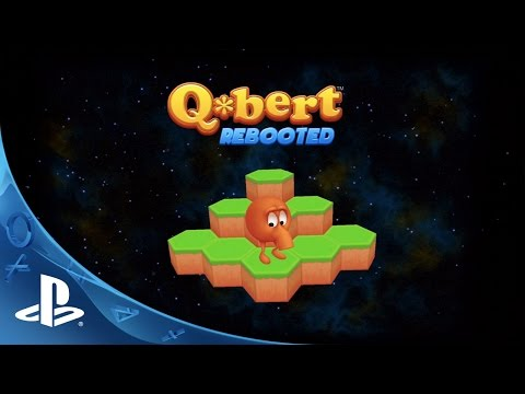 Q*Bert Rebooted Trailer