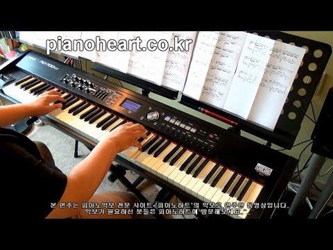 빅뱅(BIG BANG) - IF YOU 피아노 연주