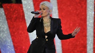 [FULL VIDEO] Agnez Mo performs at #grovechristmas event in LA, California. ❤️