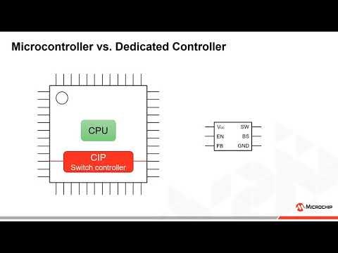Microchip Switch Mode Power Supply