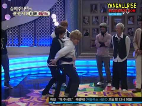 110119 Super Junior's Club Dance
