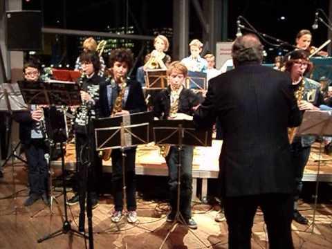 Jazz Juniors olv Peter Guidi (SAX14-Muziekschool Amsterdam)