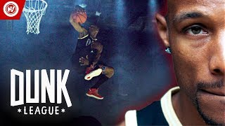 Dunk Contest In The DARK   $50,000 Dunk Competition