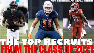 Top Recruits from the Class of 2021