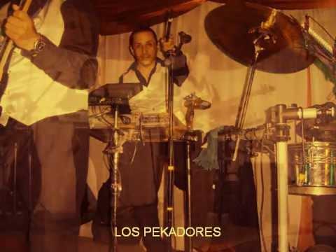 LOS PEKADORES ROMANTICOS DE CHILE.TEMA LA CUMBIA ME LLAMA
