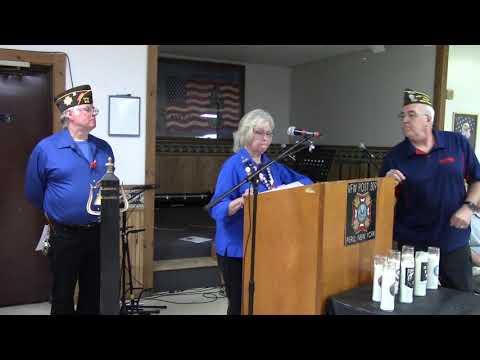 Memorial Day Service VFW Post 309  5-31-21