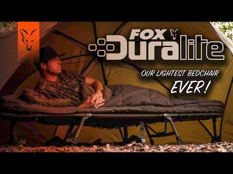 video REVIEWS: FOX Duralite Bed 2019
