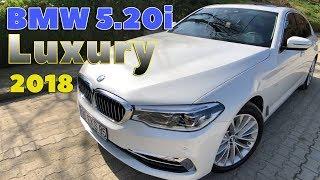 BMW 5.20i 2018 Luxury İnceleme