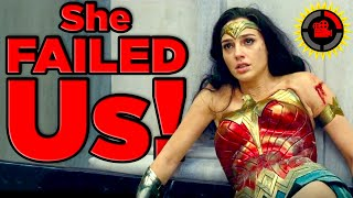 Film Theory: How Wonder Woman DOOMED Humanity! (Wonder Woman 1984)