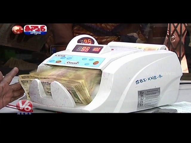 Saidabad Police Bust Old Currency Gang |  Teenmaar News | V6 Telugu News