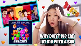Why Don't We - Don't Change (Official Music Video) REACTION