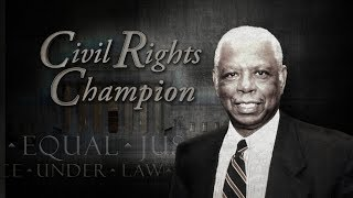 Civil Rights Champion Uses Law to Fight Racism