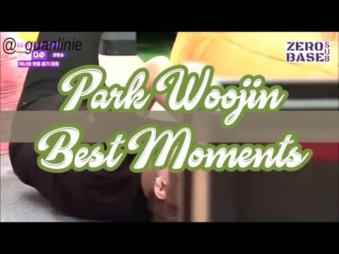 Park Woojin Best Moments in Wanna One Zero Base