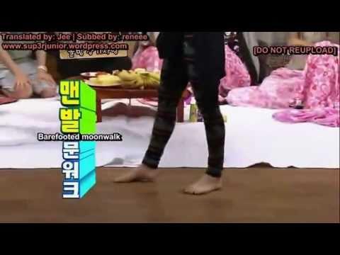 Hyoyeon & Eunhyuk Dance Billie Jean