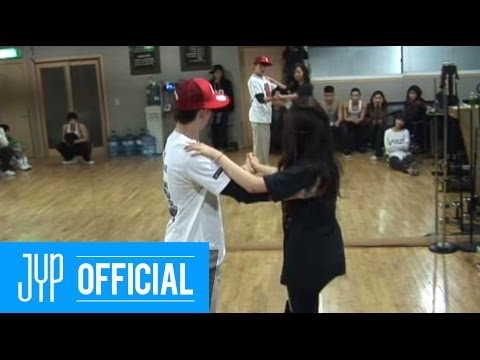[Undisclosed Clip] Wonder Girls & 2PM