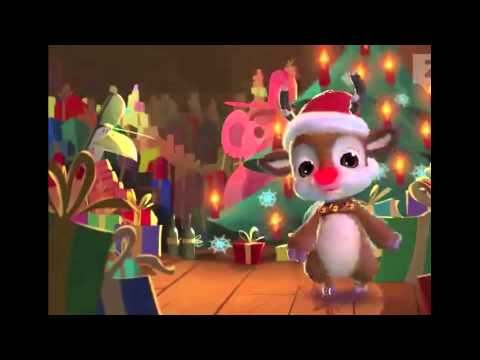 Funny Christmas Video: Rudolph Telling Kids Christmas Jokes