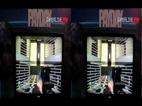 E3 2011 Exclusive First Look at Payday by GamerLiveTV