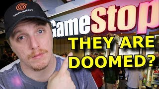 The 3 REAL Reasons Gamestop Is Doomed!