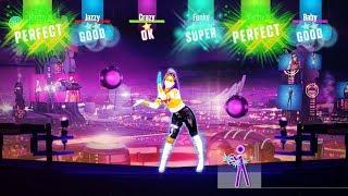 Just dance kids dancing Rihanna song