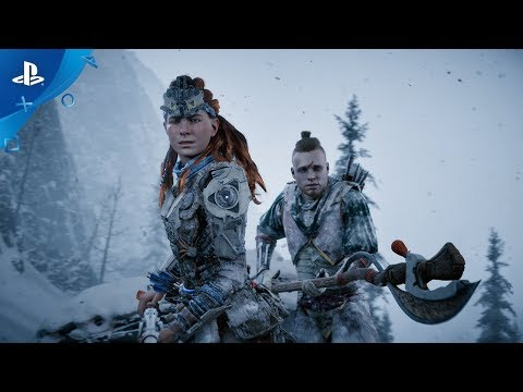 Horizon Zero Dawn: The Frozen Wilds Video Screenshot 1