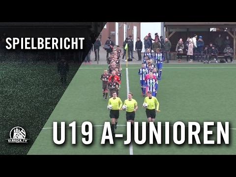 FC St. Pauli - Hertha BSC (U19 A-Junioren, Bundesliga Nord/Nordost) - Spielbericht | SPREEKICK.TV