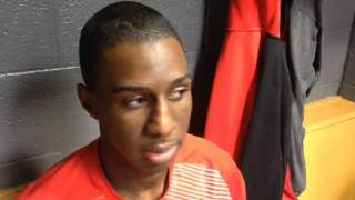 Ohio State basketball: Shannon Scott talks about Anthony Lee