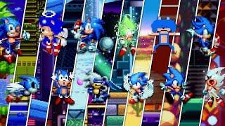 Sonic Mania Plus: Into The Sonic Verse