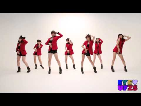 T-ara(티아라) - Sexy Love / Dance cover by UFZS (Studio ver,1)