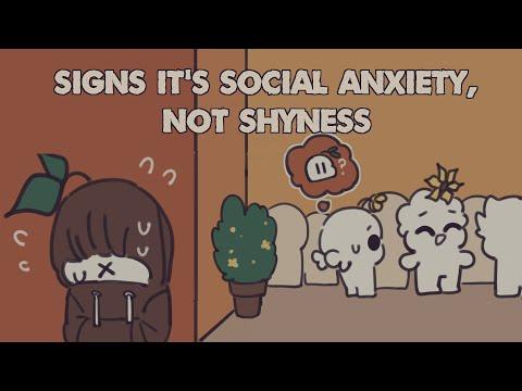7 знаци дека не сте срамежливи, туку имате социјална анксиозност