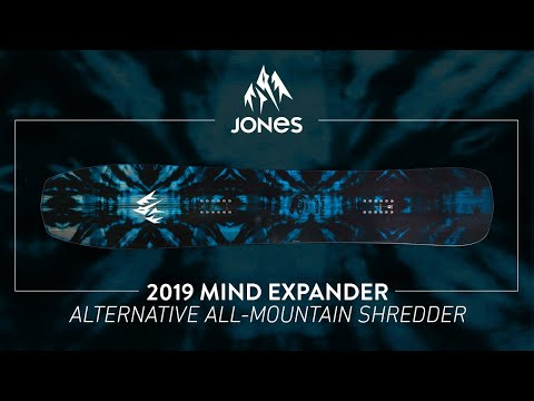 Jones Mind Expander Snowboard 158