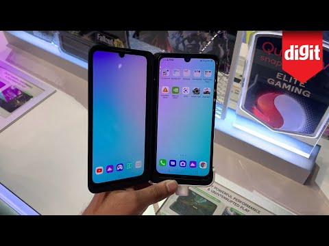 Heres The LG G8X - A Dual-Screen Smartphone - From CES 2020