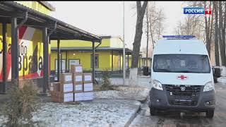 В Омске появится специальный автомобиль для доставки вакцины от коронавируса