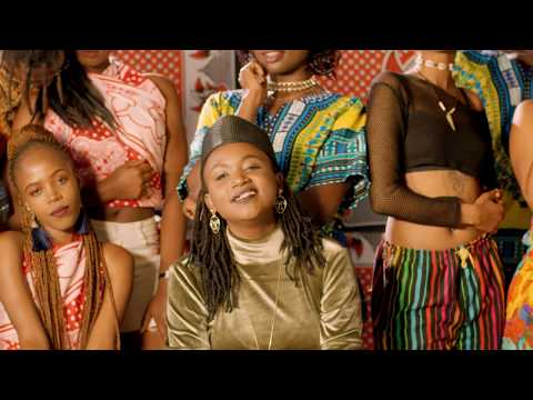 "Fena Gitu - Steam (Official Music Video) SMS ""Skiza 8544995"" to 811"