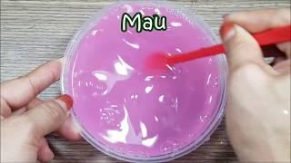 Cách Làm Slime Trong Suốt Với Kem Đánh Răng Trẻ Em