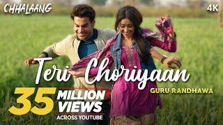 Teri Choriyaan – Guru Randhawa – Chhalaang Video HD