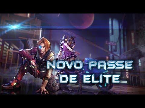 Passe de Elite 8 Choque Impulsivo (Cyborg) - Trailer Oficial