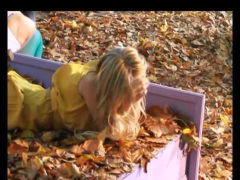 Лавика - Осень-это я (сюжет со съемки клипа @M1)