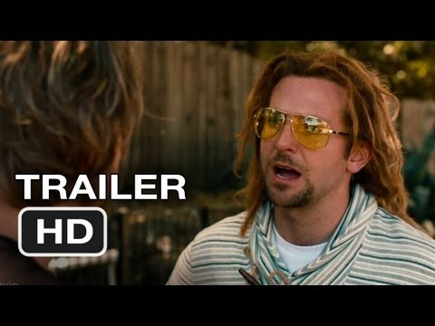 Hit And Run Official Trailer #1 (2012) Bradley Cooper, Kristen Bell Movie HD