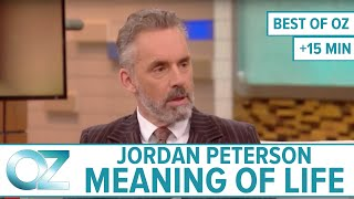 Jordan Peterson Discusses The Meaning of Life in a Long Interview with Dr Oz